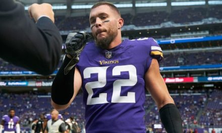 Harrison Smith Fined $10,026 for Hit on Mitch Trubisky