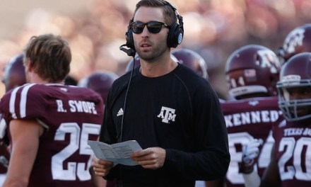 Texas Tech Has Reportedly Fired Kliff Kingsbury