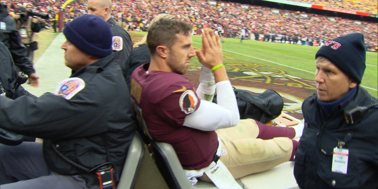 Alex Smith Might Have Played His Final Game in the NFL