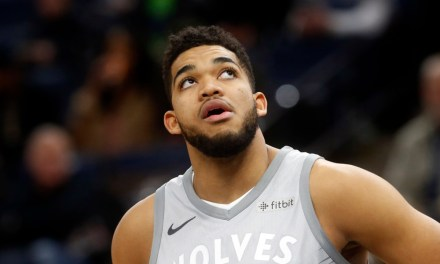 Karl Anthony Towns Has Moved on From Kawa Andrade to a New Girl