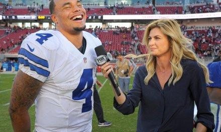 """Dak Prescott on Upcoming Matchup with the Saints """"They Put on Their Pants the Same Way we Do"""""""