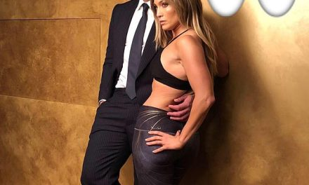 Alex Rodriguez and J-Lo Show off From Their Latest Photo Shoot