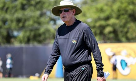 Tom Coughlin Says 'He'll Put the Gloves On' to Defend Jaguars Moves