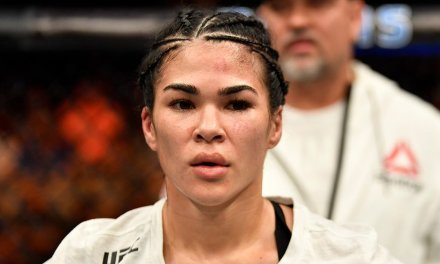 Rachael Ostovich Cleared for Her Fight Against Paige Van Zant