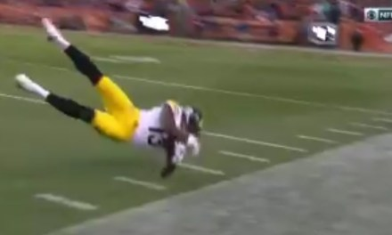 Ben Roethlisberger Calls Out Rookie Receiver for Drop that Should Have Been a Touchdown in Loss to Denver