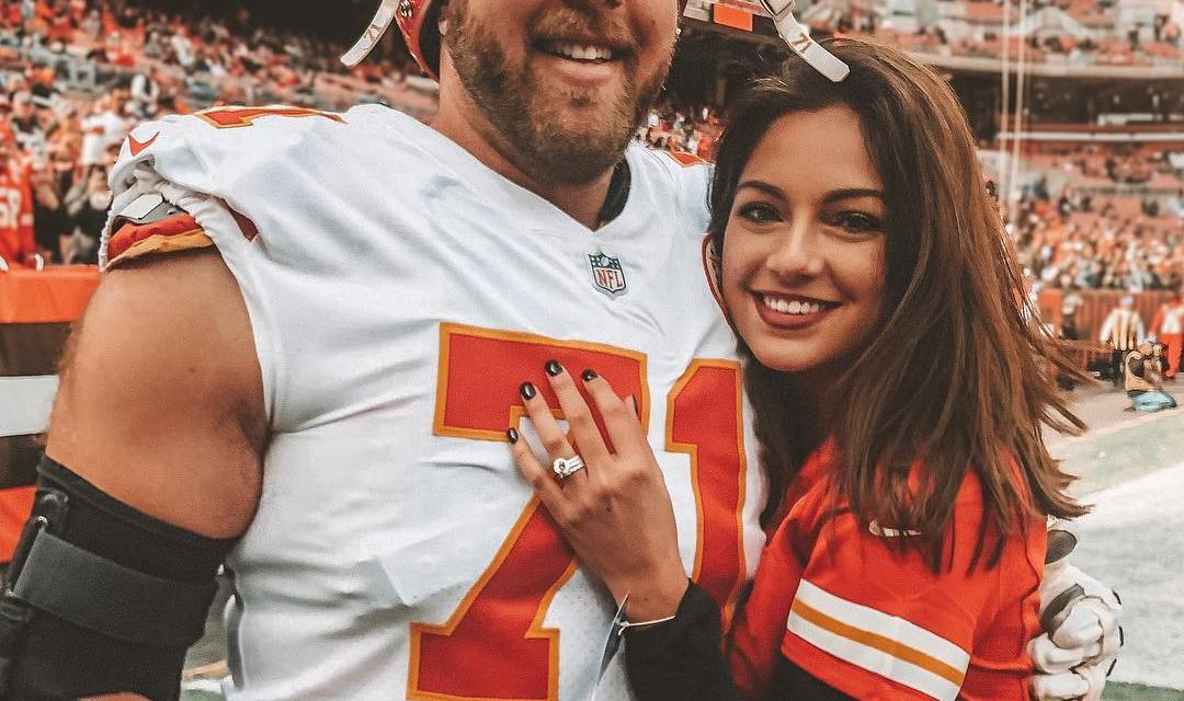 Meet Chiefs O-Lineman Mitchell Schwartz's Wife Brooke Lynn