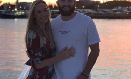 Baker Mayfield's Fiance Emily Wilkinson Throws Support Behind Her Man