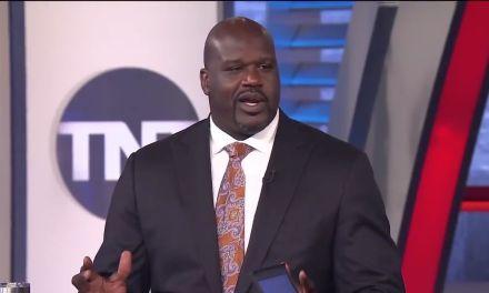Shaq Says The Greek Freak' is NBA's New 'Superman'