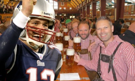 Tom Brady Claims to be German in Latest Visit To 'Sea Bass' School Of German'