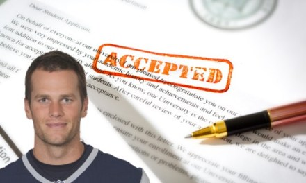 A University of Michigan College Applicant Wrote About Tom Brady in Her Essay