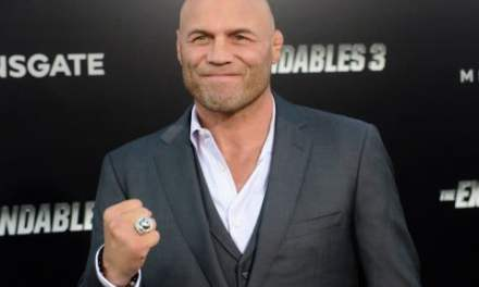 Randy Couture Had a Sex Tape Leaked