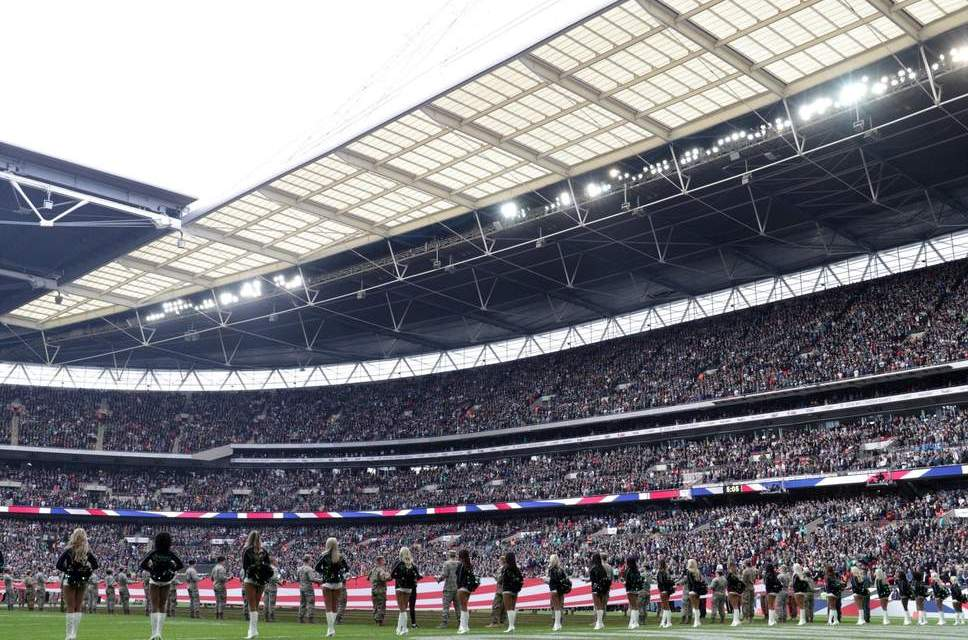 Which NFL teams Will Play in London 2019?