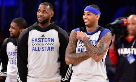 LeBron James Reportedly Would like Lakers to Add Carmelo