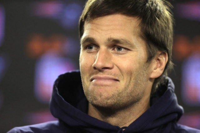 Listen to Tom Brady Call an Audible Mid-Play