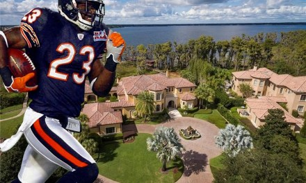 Devin Hester Puts His Florida Mansion on the Market