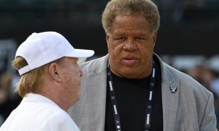 Raiders Fire General Manager Reggie McKenzie