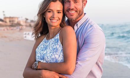 Meet Jesse Palmer's Model Girlfriend Emely Fardo