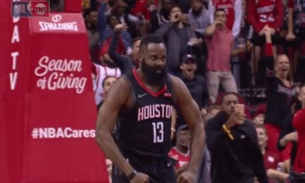 James Harden Dropped 50 on the Lakers and Put JaVale McGee on a Poster