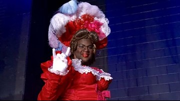 """Vince Young Made His Ballet Debut in the """"Nutcracker"""" as Mother Ginger"""