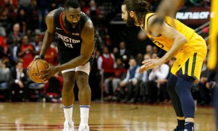 James Harden On Uncalled Travel: Won't Tell On Myself'