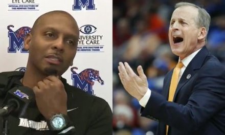 Penny Hardaway Tells Rick Barnes 'Get the [expletive] Out of Here'