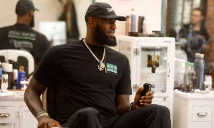 "LeBron Says NFL Team Owners Have a ""Slave Mentality"""