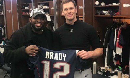 P.K. Subban is a Tom Brady Fanboy