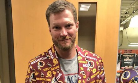 Dale Earnhardt Jr. Blasts Redskins for Cutting D.J. Swearinger on Christmas Eve