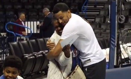 Andre Roberson Donates $7,500 to Make a Merry Christmas for a Grandmother and Her Grandkids