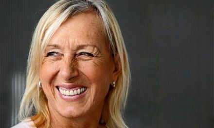 Martina Navratilova Apologized for Comment About Transgender Women in Sports