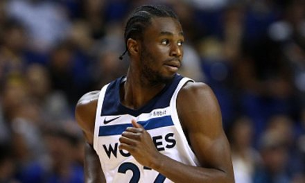 Andrew Wiggins Goes In At Timberwolves Fans' Boos