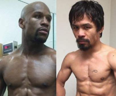 Manny Pacquiao Takes a Jab at Floyd Mayweather After His Exhibition Win
