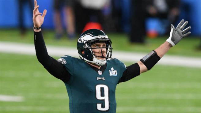 Nick Foles Missed Out on $1 Million Due to Rib Injury