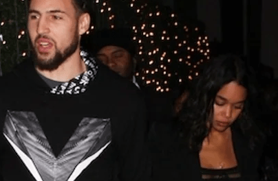 Klay Thompson Went Public with His New Girlfriend Actress Laura Harrier