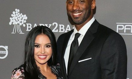 Kobe Bryant Announces He and Wife Vanessa are Expecting Baby Girl Number Four