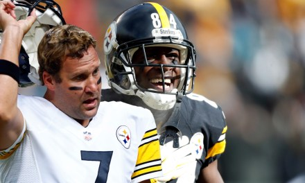 Big Ben Says Antonio Brown Has Not Returned His Calls or Texts