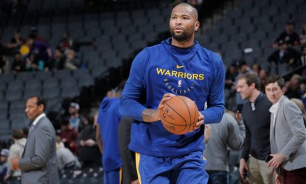 DeMarcus Cousins Getting Closer to Returning to Game Action