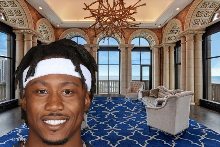 Brandon Marshall Trying to Unload his Chicago Pad