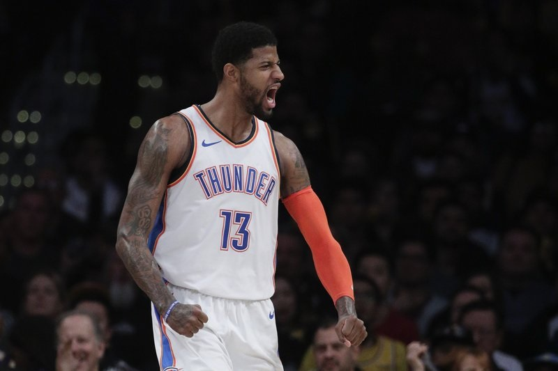 Lakers Fans Boo Paul George All Game Long And PG13 Thought it Was Fun