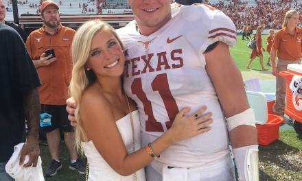Meet Texas QB Sam Ehlinger's Girlfriend Molly Parken