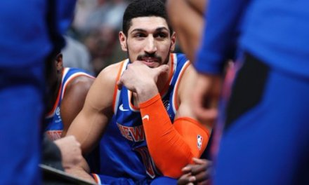Enes Kanter Explains Why He's skipping Knicks' upcoming London Trip
