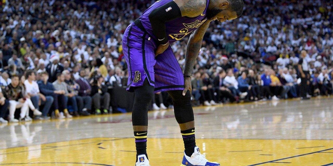 LeBron's Groin Injury is Progressing, He's Still Out Until At Least January 16th