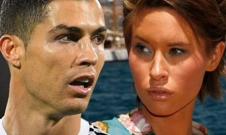 Cristiano Ronaldo 'Calls in Lawyers' as Model Jasmine Lennard Deletes Twitter Account