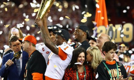 Clemson Will Visit the White House after Their National Championship Victory