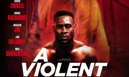 Trailer Drops for 'A Violent Man' Starring Former NFL Running Back Thomas Jones