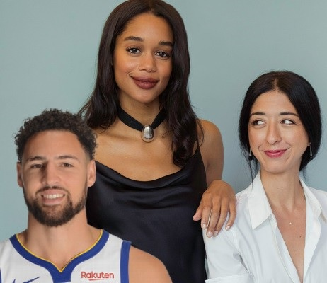 Klay Thompson Is Now Following his Girlfriend Laura Harrier's Personal Stylist Danielle Nachmani
