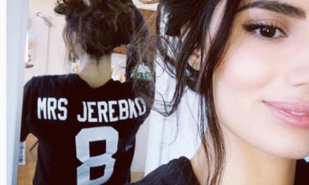 Meet Warriors Forward Jonas Jerebko's Model Wife Johanna Lundback