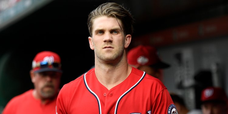 Phillies Emerge as Frontrunner in Bryce Harper Sweepstakes after Lengthy Meeting