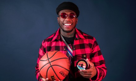 """Nate Robinson Releases """"Slam it in the Bag"""" Gym Bag Deodorizer"""
