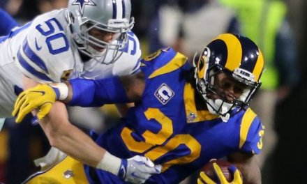 Ratings For Rams Cowboys Slot Up 23 Percent From Last Year
